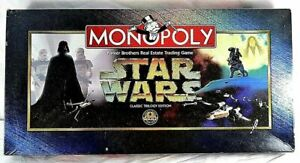 1997 Monopoly Star Wars Classic Trilogy Replacement Game Parts/Pieces - You Pick