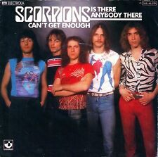 "7"" Scorpions – Is There Anybody There // Germany 1979"
