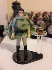 3 x Vintage Star Wars Figure + Helmet Stands - Kenner (DISPLAY STAND ONLY)