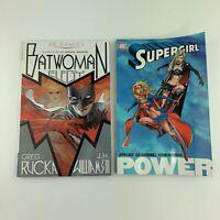 Batwoman Elegy & Supergirl Power DC Universe Rebirth Vol 1 TPB