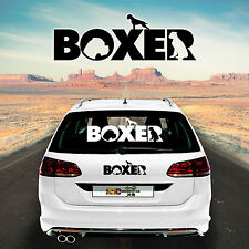 Hunde-Schilder & -Plaketten mit dem Thema Humor für Boxer
