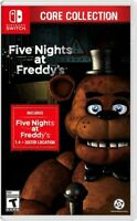 Five Nights at Freddy's: The Core Collection for Nintendo Switch [New Video Game