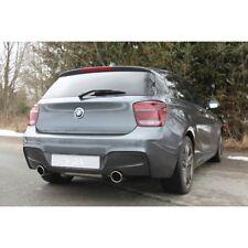 BMW SERIE 1 (F20) M135i Terminale Scarico Duplex FOX 1x100