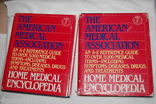 The American Medical Association Home Medical Encyclopedia by Charles B. Clayman
