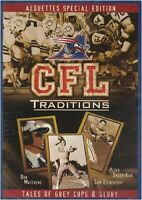 CFL TRADITIONS - MONTREAL ALOUETTES SPECIAL EDITION (DVD)
