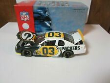 1:24 Action GREEN BAY PACKERS 2003 Stock Car Die-Cast NASCAR