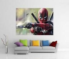 Deadpool Marvel Movie GIANT Wall Art Imprimé Photo Affiche