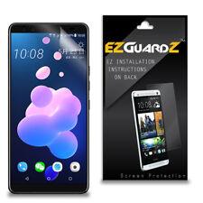 2X EZguardz Clear Screen Protector Shield HD 2X For HTC U12 Plus