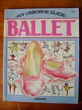 Livre Danse classique ballet en ANGLAIS technique exercices /D31
