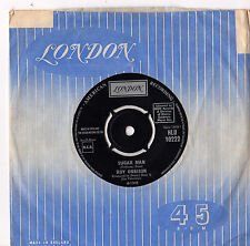 "Roy Orbison - Heartache / Sugar Man 7"" Single 1968"