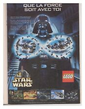 JOURNAL DE MICKEY 2449 BE+   SANS CADEAU PUB LEGO STAR WARS BURAGO FERRARI 360