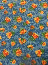 Paintbrush Studio - Bella Flora - Patchwork / Quilting Fabric - 100% Cotton