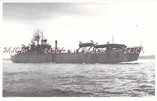 "Original Photograph Royal Army SC. RASCV ""Charles MacLeod"" Troop Carrier. 1947"