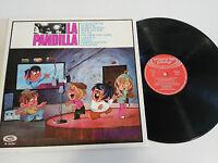 """LA PANDILLA UN RAYO DE SOL CARMINA LP 12"""" VINYL VINILO VG/VG 1970 MOVIE PLAY"""