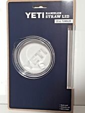 YETI RAMBLER 20 oz. STRAW AND LID Combo