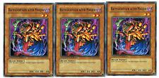 3 x Rachsüchtiger alter Magier  GLD1-DE013
