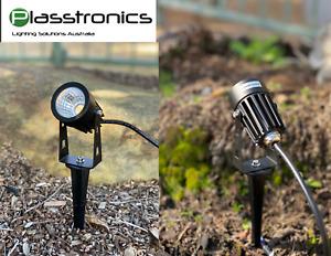 8 X 3W 12V Garden landscape path yard lights magnifying warm white Guarantee