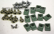 WHEEL ARCH (FRONT) FITTING KIT WITH (REAR) ARCH MOULDING SCREWS HQ-HZ & WB