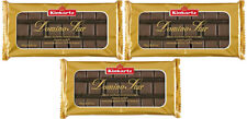 Kinkartz 3 x 250gr Feine Aachener Dominosteine mit Zartbitterschokolade 750 g.