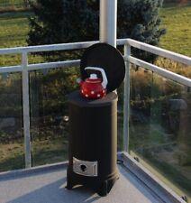 Outdoor Garten-Kaminofen Ofen Terrassenkamin ?Gustav