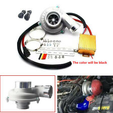 Small Size Electric Turbo Supercharger Kit Reduce fuel Consumption by 15-20%