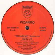 PIZARRO - The Five Tones / Release Me (Suelta Me) 1991 Beat Club BCR 00299 Ita