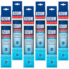 Ozium Air Cleaner 3.5 oz Spray, Outdoor Essence Scent (6-PACK)