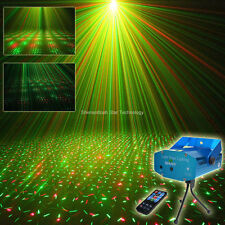 R&G Laser Remote Full Stars Pattern Club Bar Dance Disco Party Xmas DJ Light R1