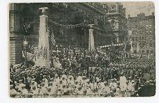 Star Spangled Banner Parade Baltimore Rare Antique Patriotic Americana 1914