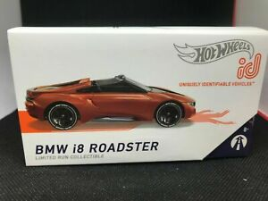 HOT WHEELS ID 2020 - BMW I8 Roadster - Moving Forward - Hard to find