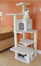 Cat Tree Tower For Large Cats Window Perch Furniture Scratchers Condo 68 In