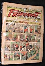 Fripounet et Marisette, belles histoires de vaillance, 1947