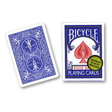 Bicycle Playing Cards (Gold Standard) BLUE BACK by Richard Turner Murphy's Magic