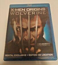 X-Men Origins Wolverine  (2009) Blu-ray Exclusive Hugh Jackman