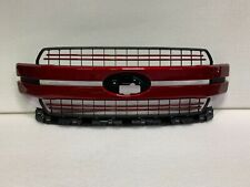 2018 2019 FORD F-150 LARIAT SPORT GRILLE OEM NTO RUBY RED