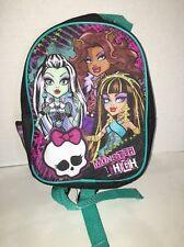 """Monster High Girl's 10"""" x 8"""" Mini Backpack  NEW"""