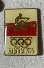 Polish Rowing NOC Olympic Pin Atlanta 1996
