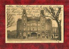 Frankfurt - PLZ 60306 - Albert Schumann Theater -   um 1910  ( 27056 )