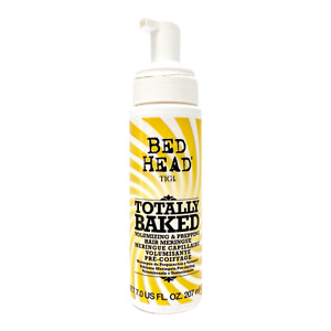TIGI Bed Head Totally Baked Volumizing Hair Meringue 7 oz Rare
