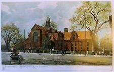 Tuck Series 1059 Harvard University The Gymnasium Vintage Postcard