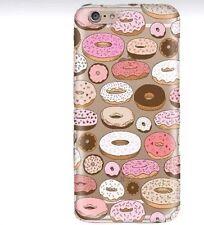 Doughnut Design Silicone iPhone 5/5s/SE Phone Case
