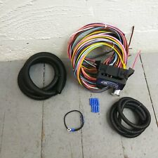1995 - 2005 Chevy 8 Circuit Wire Harness fits painless circuit complete update