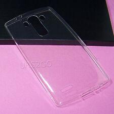Back Protector Ultra Slim Soft flexible TPU Case For Net10 LG G4 4G LTE Phone US
