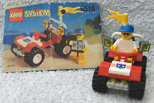 LEGO set 6518 Buggy Baja-complet avec instructions