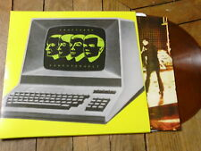 KRAFTWERK Computerwelt Lp + insert Vynil Couleur Hollande