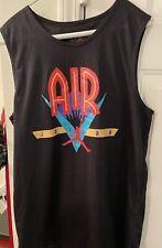 2019 air jordan 9 dream it do it basketball jersey sz medium Preowned In Vgc