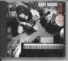 CD ALBUM 11 TITRES--GARY MOORE--AFTER HOURS--1992
