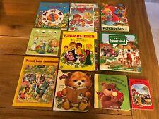 10 Bilderbücher/Bilderbuch/Pappbücher/Pappbuch/Kinderbuch