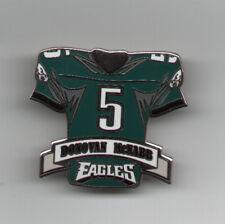 Donovan McNabb #5 Philadelphia Eagles NFL Jersey Pin