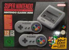Nintendo Snes Classic Mini PAL Nuovo